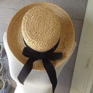 Scala natural fiber sun hat
